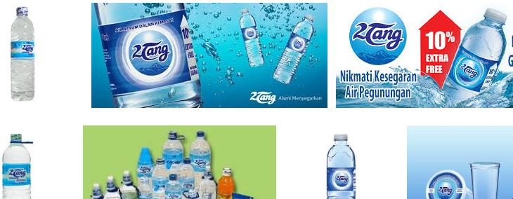 air mineral merek 2tang