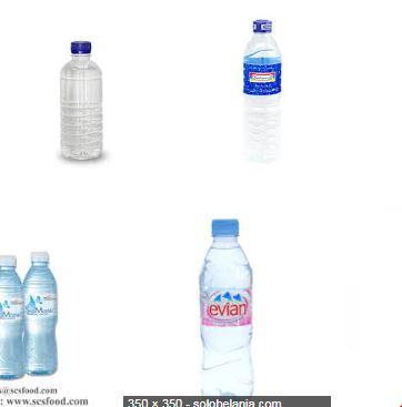 air putih mineral