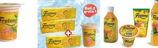 minuman buah frutang