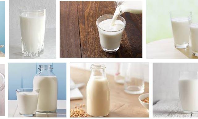 gambar susu putih